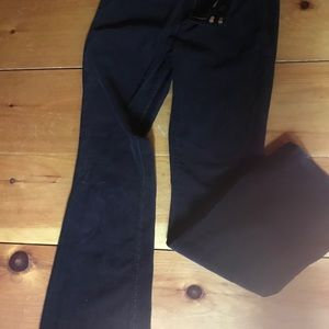 Juicy Couture Brown Corduroy Flares